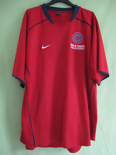 Maillot Beziers Nike Entrainement Porté 2003 Football vintage Jersey - XXL