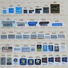 intel Ultrabook Sticker + Energy Star Sticker + OS sticker + Dolby Sticker