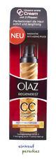Olaz Regenerist CC Creme dunklere Hauttypen LSF 15 Feuchtigkeitspflege Anti-Age