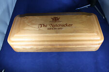 G. DEBREKHT 2002 THE NUTCRACKER ORNAMENT BOX!
