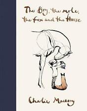The Boy, The Mole, The Fox and The Horse - Hardcover by Charlie Mackesy