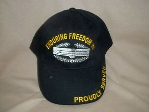 Enduring Freedom Veteran, 100% Cotton with the Bayonete
