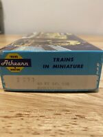 HO Athearn 2091 BURLINGTON CB&Q 40' CD Grain Loading Box Car 52659 Sealed