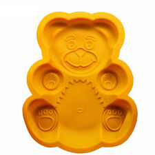 Large Size Bear Shape Silicone Cake Mold Baking Tool Bakeware Maker Mould Tray