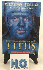 Titus - Anthony Hopkins / Jessica Lange - Péplum - Collector 2 DVD - TTBE
