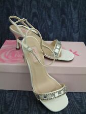 Strappy/Ankle Straps PINK Bridal Shoes