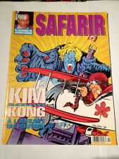Safarir # 65 Kim Cambell King Cover