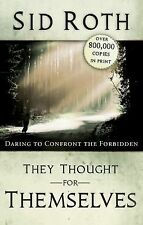 NEW - They Thought for Themselves: Ten Amazing Jews by Roth, Sid