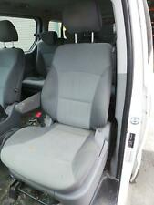 HYUNDAI ILOAD/IMAX FRONT SEAT LH FRONT (BUCKET SEAT TYPE), TQ, IMAX, CLOTH, W/ A