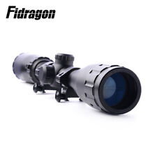 Brand Hunting Tactical Rifle 3-9X40 AO scope Reticle Optical with 20mm mounts