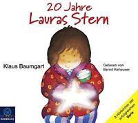 KLAUS BAUMGART - JUBILÄUMSBOX; 20 JAHRE LAURAS STERN  3 CD NEU