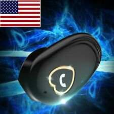 Bluetooth Headset In-ear Earphone Earbud with Mic for iPhone 12 11 X 8 7 Samsung