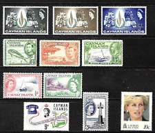 Cayman Islands ........ Mint Stamps ........... 1342