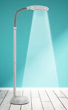 Kenley Natural Daylight Floor Standing Lamp High Vision Reading Hobby SAD Light.