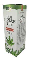 Virde Cold Pressed Hemp Seed Oil Massage 200ml 100