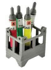 Korb für Schutzgas Flaschen 1:32 Modellbau