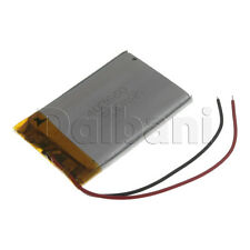 New 3.7V 900mAh Internal Li-ion Polymer Built-in Battery 54x35x4mm 29-16-0676