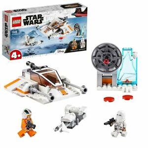 NEW Disney Lego Star Wars Snowspeeder (75268)