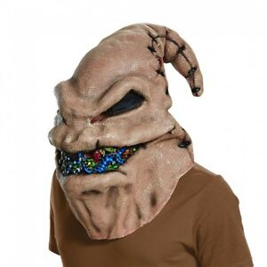 Nightmare Before Christmas - Oogie Boogie Full Overhead Vinyl Mask