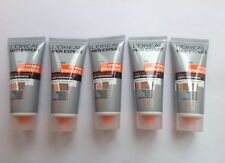 5 X20ml LOREAL MEN EXPERT HYDRA ENERGETIC DAILY MOISTURISER ANTI-TIREDNESS 100ml