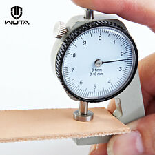 WUTA 0-10mm Leather Thickness Gauge Tester Leather Craft Tool