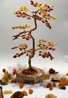 Amber Tree of Happiness Bonsai 22cm 220 Natural Baltic Amber Stones