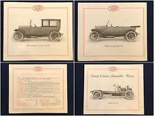 395) S.C.A.T. Società Ceirano Automobili Torino modello 30/40 HP