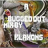 2 CD - Various Artists : A Bugged Out Mix By Klaxons (2009) VG condition