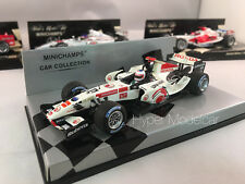 Minichamps 1/43  Honda Racing F1 Team RA108 R. Barrichello 2006 Art. 433060011