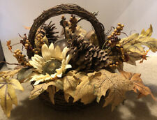 Fall Arrangement/Thanksgiving Centerpiece New