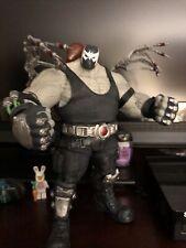 Mcfarlane DC Multiverse Bane Scarecrow Last Knight On Earth Loose Mint BAF