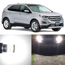 Alla Lighting Back-up Reverse Light 921 White 12V LED Bulbs for 07~14 Ford Edge