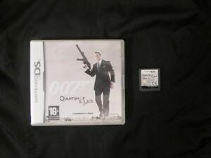 DS : 007 QUANTUM OF SOLACE -  ITA ! Compatibile 3DS e 2DS