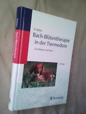 H. Kübler: Bach-Blütentherapie in der Tiermedizin (9783830490173)