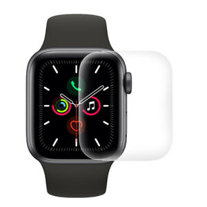 Screen Protector Cover Soft Guard Film Case For Apple Watch Series 4 5 6 SE 44mm