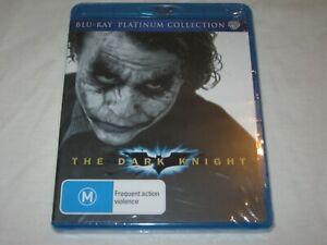 The Dark Knight - Platinum Collection - Brand New & Sealed - Region B - Blu Ray