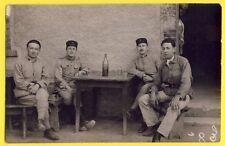 cpa France Carte Photo MILITAIRES SOLDATS du 43e Régiment