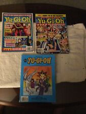 2 Ghostmasters Present Yu-Gi-Oh Mags., #2,2005 & #5, 2003 And Coll. Ed.#3