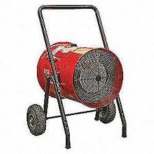 QMark Electric Salamander Heater 51 180 BtuH MEDH1521A Red