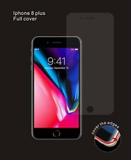 1x DOT.™ TPU FULL EDGE COVERAGE Screen Protector Cover For Apple iPhone 8 Plus
