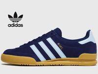 ⚫ 2020 Genuine Adidas Originals Jeans ® ( Men Sizes UK: 7 & 8 ) Dark Blue Suede