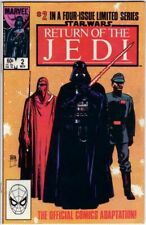 STAR WARS: Return of the Jedi #2 of 4 Nov 1983 Marvel Comic Book (NM)