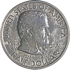 1922 Grant No Star Commem Half Dollar Great Deals From The Executive Coin Compan