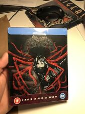 THE THING Limited Edition SteelBook (UK Import) Region B SEALED DING