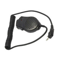 PTT 2 Pin Speaker Mic for  Kenwood TH TH-D7TH-D7A TH-D7AG TH-D7E TH-F6