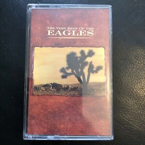 The Eagles - The Very Best of The Eagles [Cassette Album] (TP06)