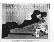 Mae West Klondike Lou VINTAGE Photo