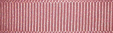 16mm Berisfords Dusky Pink Grosgrain Ribbon 20m Reel