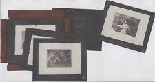 """láminas en facsimil de los"""" desastres de la guerra"""" de Goya"""