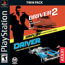 Driver 1 And 2 Compilation (LN) Pre-Owned PlayStation 1